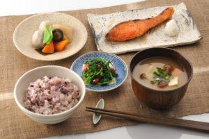 子宮筋腫と食事